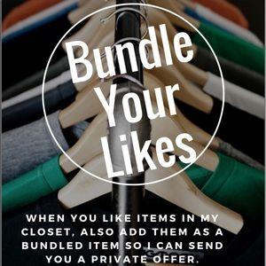 Bundle your likes!